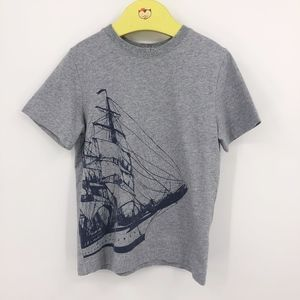🎁Hanna Andersson graphic t-shirt youth 120 6 / 7